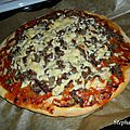 Pizza new-yorkaise