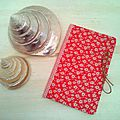 Petit Cahier de notes rose corail