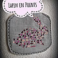 Lapin en points