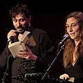 Haïdoucie - Lectures - 2012