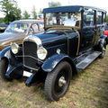 La citroen type b14 g familiale de 1928 (4ème fête autorétro étang d' ohnenheim)
