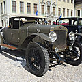 Delage type de roadster grand sport 1922