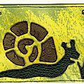 n° 103, l'escargot