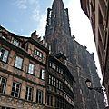 06 - La cathédrale et La Maison Kammerzell