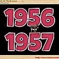 .CLASSE en : 1956 / 57