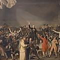 La révolution française 1789-1799