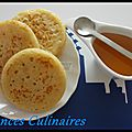 Crumpets (angleterre)