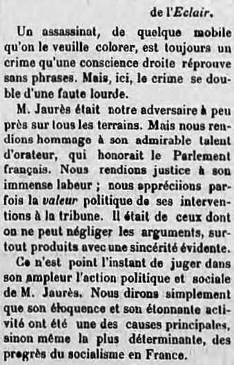 Jaurès et la presse5
