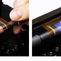 Samhat: et voici enfin les images de l' écran oled très flexible de sony