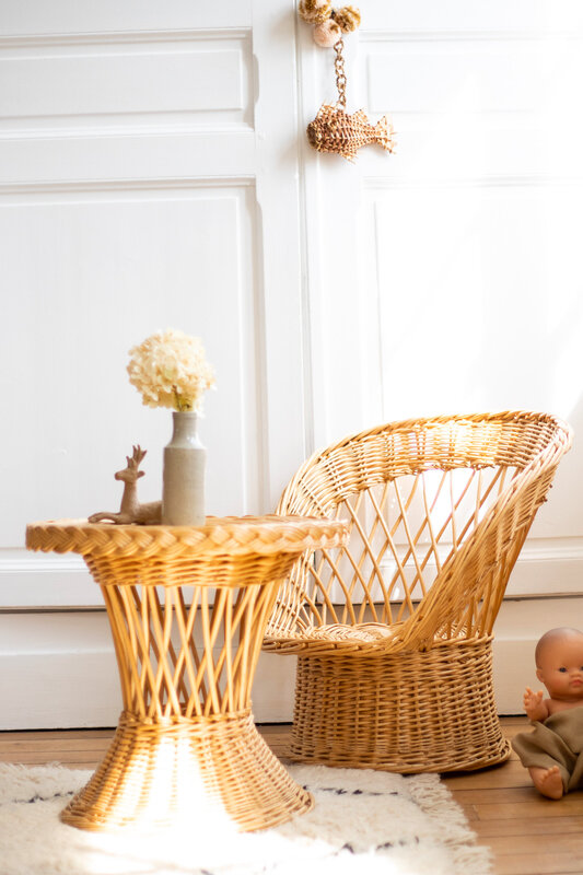 Salon-enfant-rotin-trendy-little