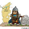 Harald 'la dent bleu'!