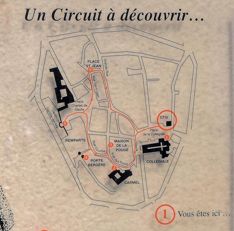 Le Dorat, capitale de la Basse Marche des comtes de la Marche - l'église collégiale Saint-Pierre-aux-Liens (7)