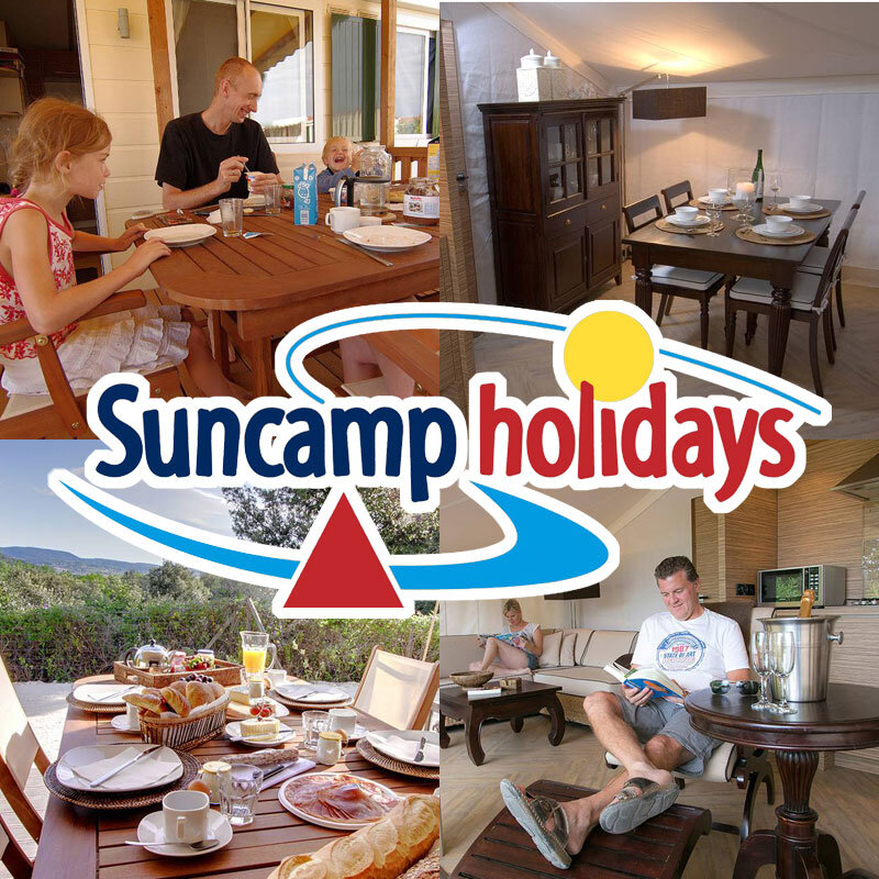 Suncamp coupon