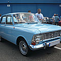 MOSKVITCH 412 berline Sinsheim (1)
