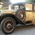 1922 - PANHARD & LEVASSOR - X 36