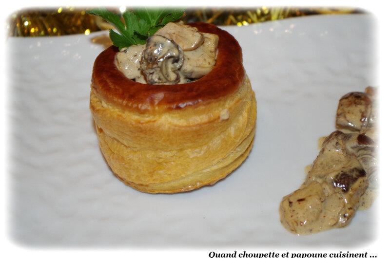 feuilleté d'escargots aux cèpes-2
