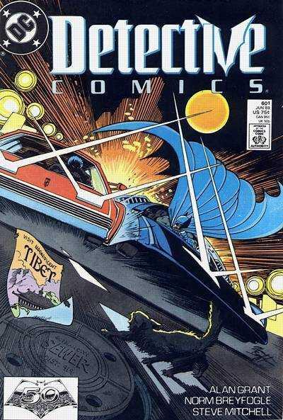 detective comics 0601