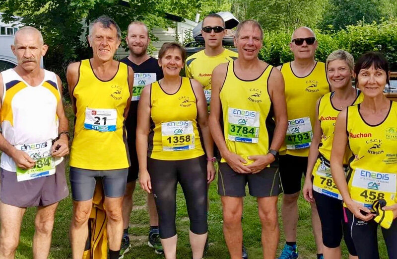 CSCVH TRANSBAIE 2019 groupe