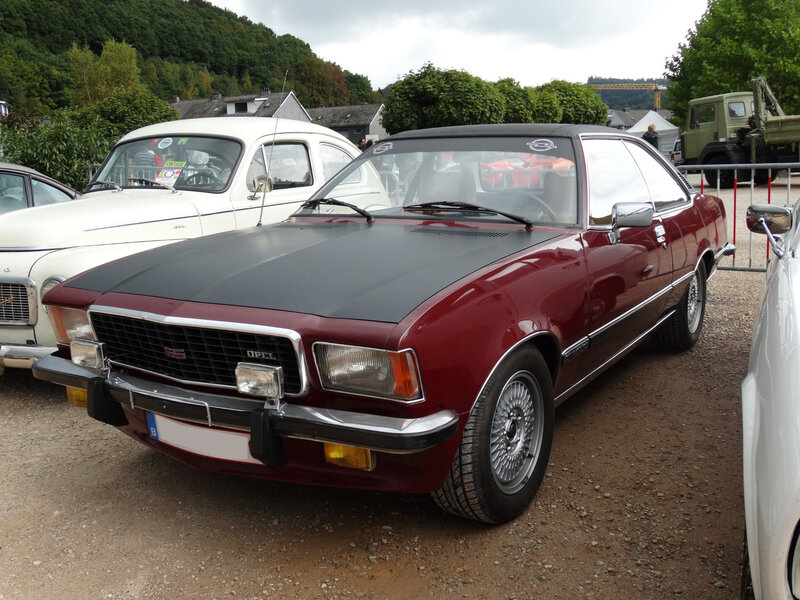 OPEL Commodore B GS 2