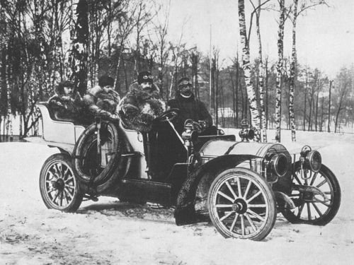 1904 fiat 4-cyl 60-hp, here winner of 1907 gothenburg-stockholm race