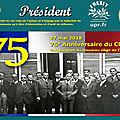 75e anniversaire du cnr: l'upr inaugure son nouveau siège!