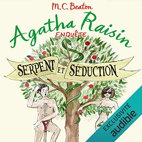 Serpent et séduction Agatha Raisin