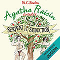 Serpent et séduction (agatha raisin #23), par m.c. beaton,