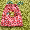 sac petites fleurs