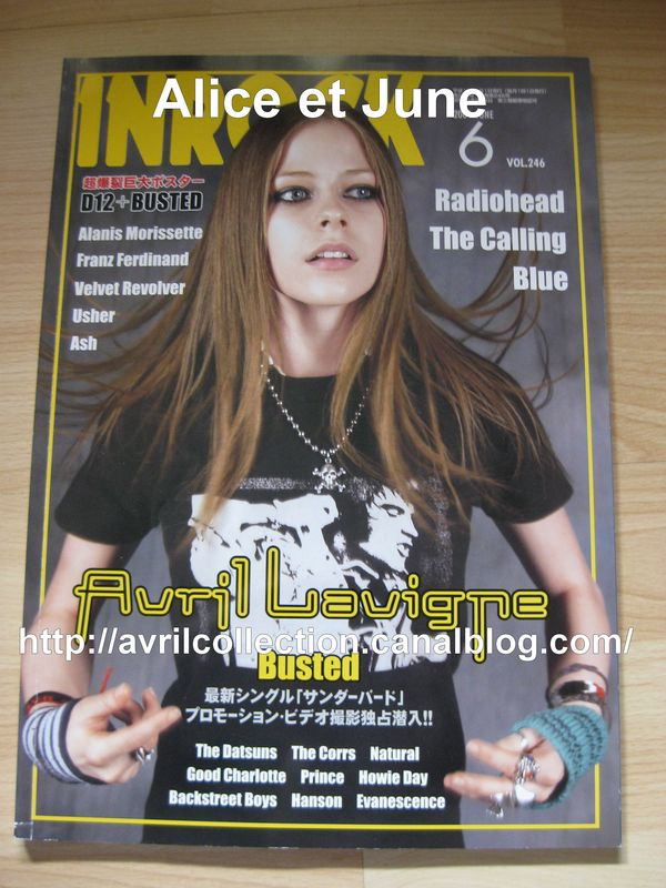 In Rock Magazine (juin 2004)