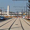 Les aménagements de la gare viotte continuent.....