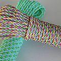 De la corde et un crochet!