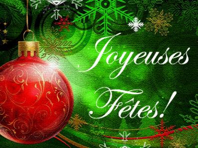 Romance et coup de coeur vous souhaite de bonnes fêtes !!!❤