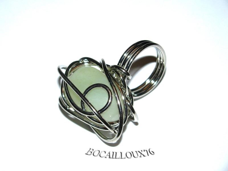 Bague Cage SERPENTINE Jade 4 (5)
