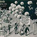 La comète de halley . en mai 1910 devait comme elenin semer le chaos