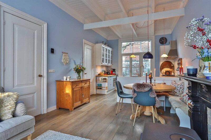 Groningen complexe logements historique