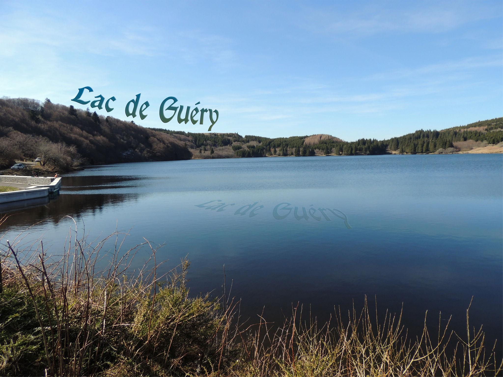 Couv album lac du Guéry