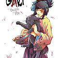 Gaki, tome 1 : les chasseurs de vent de morandi & cancellieri