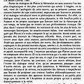 Le ménexène de platon, compte rendu de l'étude de robert clavaud (1980)