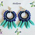 Des bo / some earrings