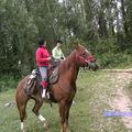 rando du 31 MAI 2009 Marie-anne, Flo et moi 043