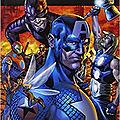 Panini marvel deluxe ultimates 1 super-soldat