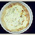 La fameuse, la celebre, la grande... la tarte au maroilles
