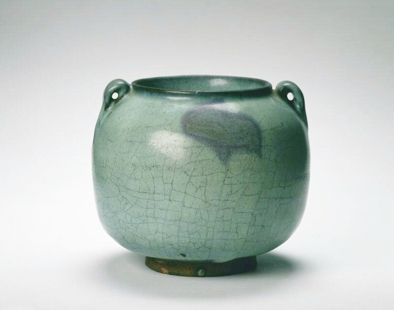 Jar with two loop handles, Northern Song dynasty (960-1126)