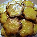 Les galettes au beurre de mère-grand