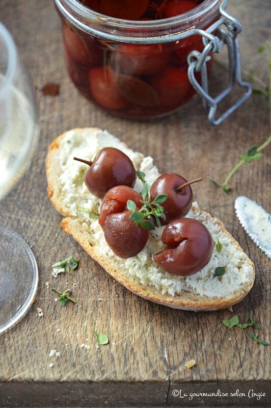 pickles de cerises vegan sans gluten (1)