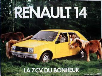 renault la french touch palmares r 14