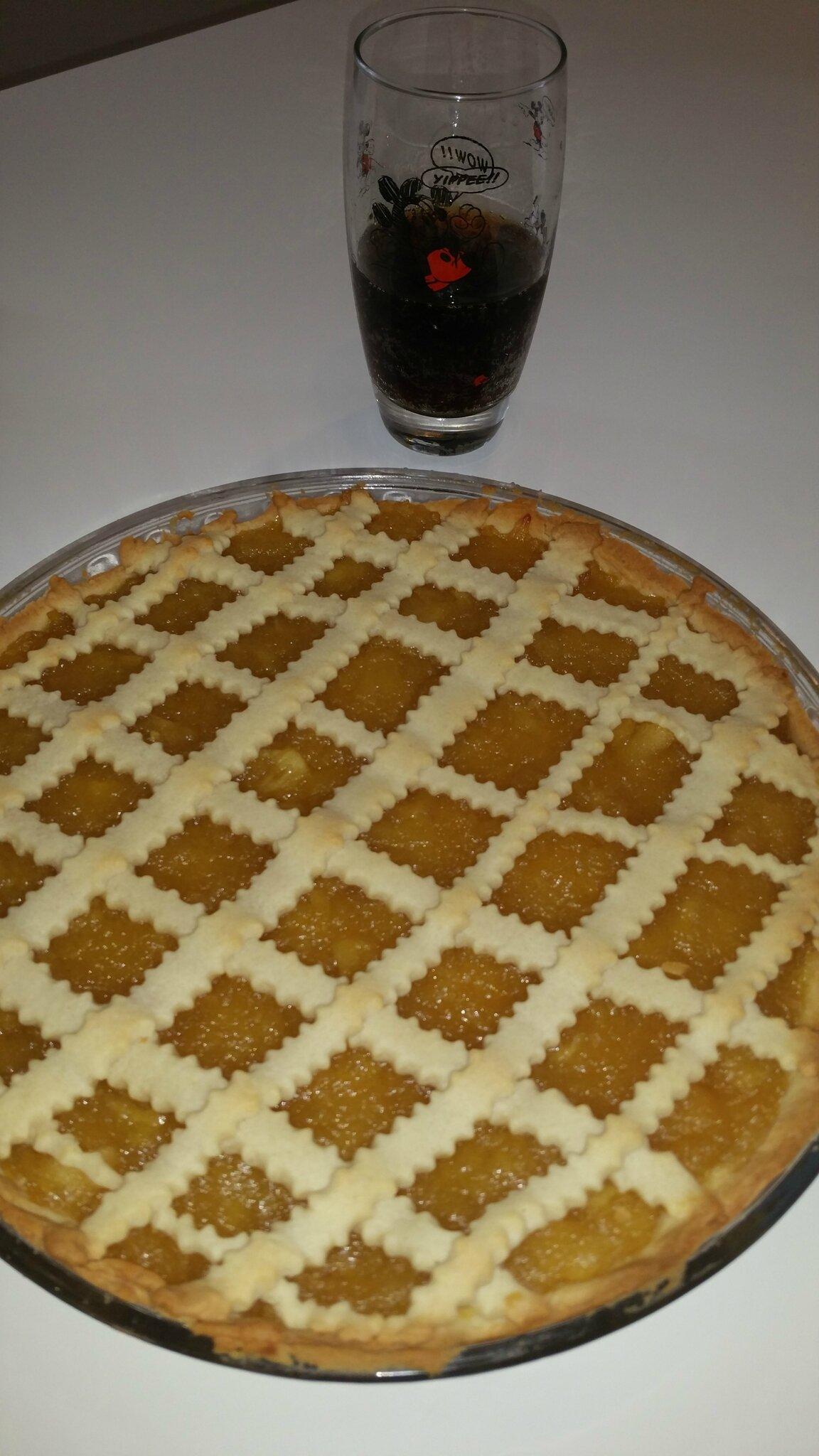 Recette : tarte pommes caramélisées
