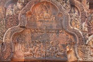 Cambodge Angkor Bantey-Srei