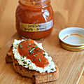 Confiture tomate & fenouil pour fromages ...