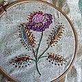 Pochon aux navettes fleuries (6)